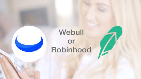 Webull or Robinhood? Both are free.